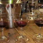 Tucks wine tasting